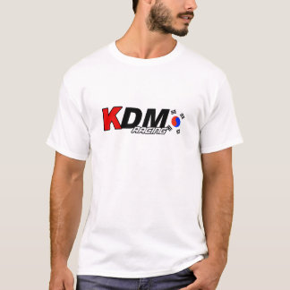 Camiseta Competência de KDM