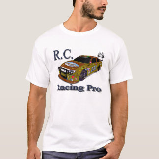 Camiseta Competência de RC pro