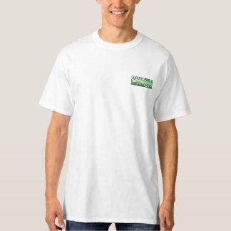 Camiseta Competência para um t-shirt do carro da causa