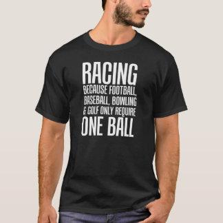 Camiseta Competência porque outros esportes exigem somente