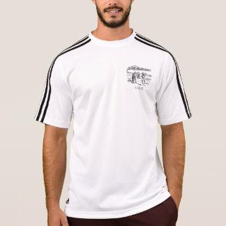 Camiseta Competiam Golfing do jogador de golfe do vintage