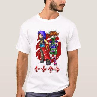 Camiseta Competiam urbano do beijo 2k5