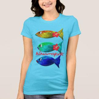 Camiseta Competição duvidoso da notícia por LaGuamayanie©
