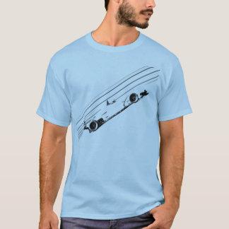 Camiseta Competindo listras