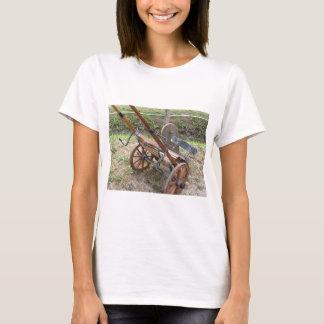 Camiseta Competindo sulky usado na competência de chicote