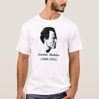 Camiseta Compositor - Mahler