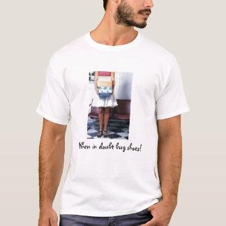 Camiseta Compre calçados