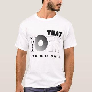 Camiseta Compre meu CD:)
