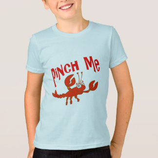 Camiseta Comprima-me t-shirt dos lagostins