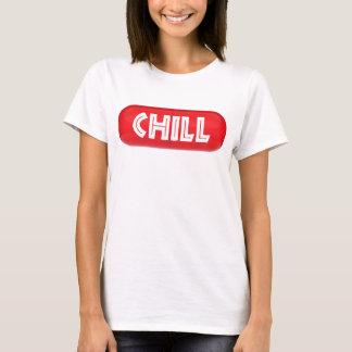 Camiseta Comprimido frio