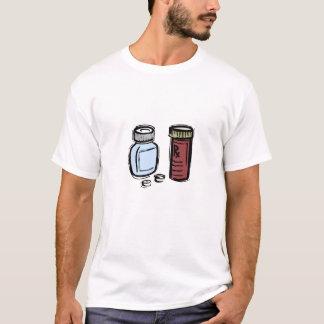 Camiseta Comprimidos loucos