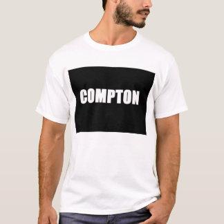 Camiseta Compton (preto)