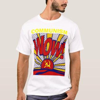 Camiseta Comunismo wow!
