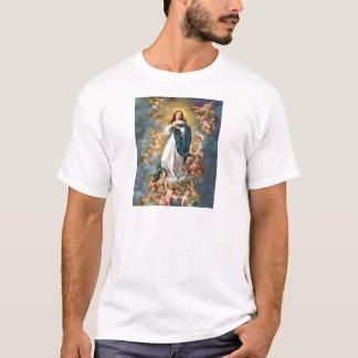 Camiseta Concepção imaculada de Mary