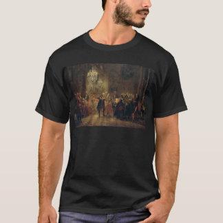 Camiseta Concerto da flauta com Frederick o grande