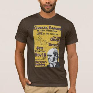 Camiseta Concerto de Darwin