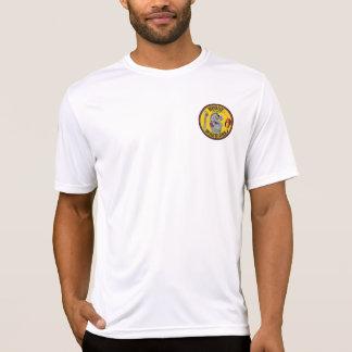 Camiseta Concorrente desonesto do Esporte-Tek do t-shirt da