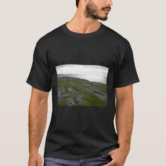 Camiseta Condado irlandês Claire da costa