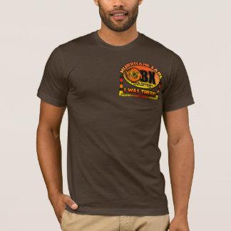 Camiseta Conde do furacão, bancos exteriores, North
