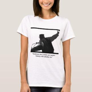 """Camiseta """"Condene-me """""""
