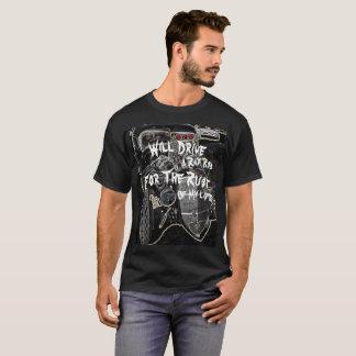 Camiseta Conduzirá um rato Rod para a oxidação de minha