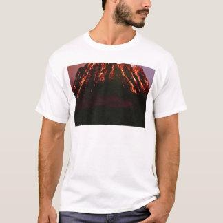 Camiseta cone vulcânico nivelado