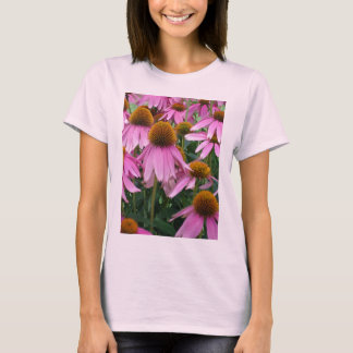 Camiseta Coneflowers