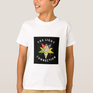 Camiseta Conexão clara