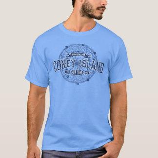 Camiseta Coney Island Brooklyn New York América retro