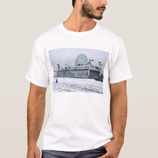 Camiseta Coney Island nevado