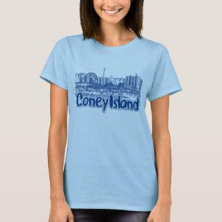 CAMISETA CONEY ISLAND NEW YORK