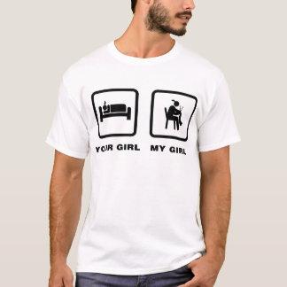 Camiseta Confecção de malhas