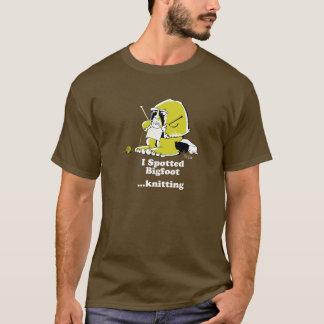 Camiseta Confecção de malhas de Bigfoot