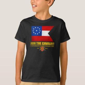 Camiseta Confedere a primeira cavalaria nacional Guido
