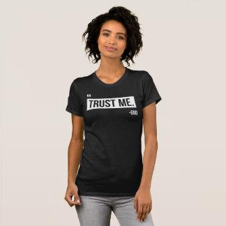 Camiseta Confie-me T