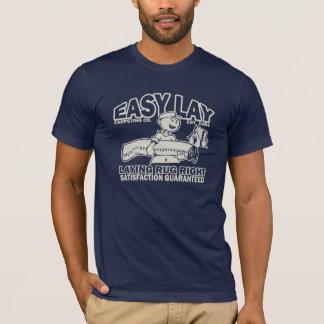 Camiseta Configuração fácil