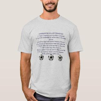 Camiseta Confissões de um Socceraholic