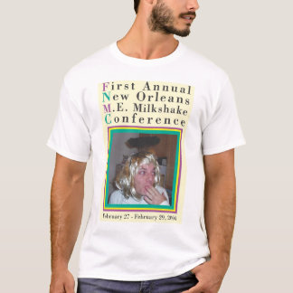Camiseta Confrence de Nova Orleães