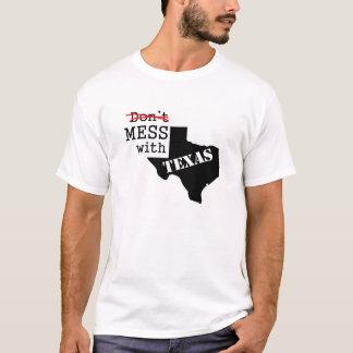 Camiseta Confusão com Texas