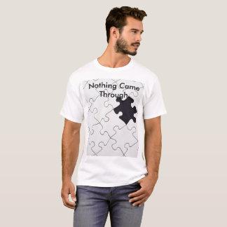 Camiseta Confusão ordenada