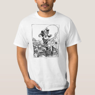 Camiseta Confused Fisherman