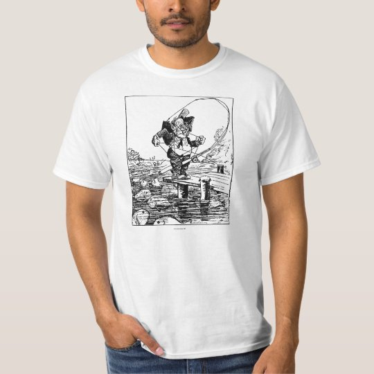 Camiseta Confused Fisherman