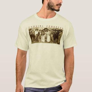Camiseta Congresso da vaqueira