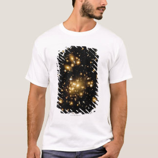 Camiseta Conjunto Abell 1689 da galáxia
