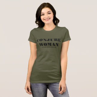 Camiseta Conjure a mulher
