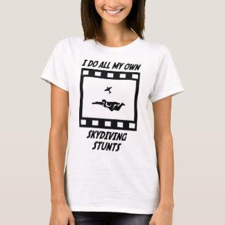 Camiseta Conluios de Skydiving
