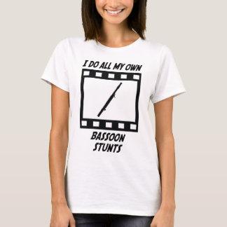 Camiseta Conluios do fagote