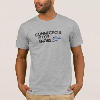 Camiseta Connecticut é para snobes