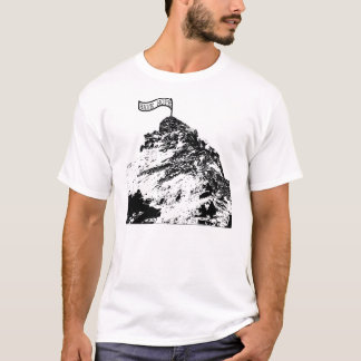 Camiseta Conquiste a montanha