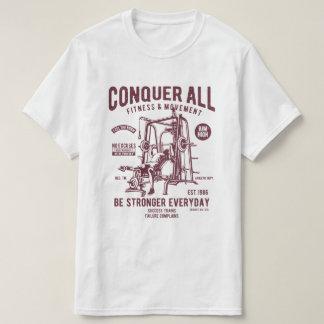 Camiseta Conquiste tudo